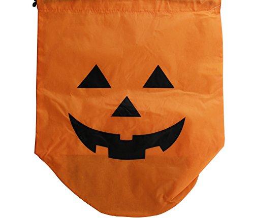 Lebensmittel Kostüme Halloween (Fries - Hallowween Beutel -)