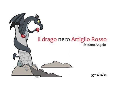 il-drago-nero-artiglio-rosso-i-racconti-di-theo-vol-1-italian-edition