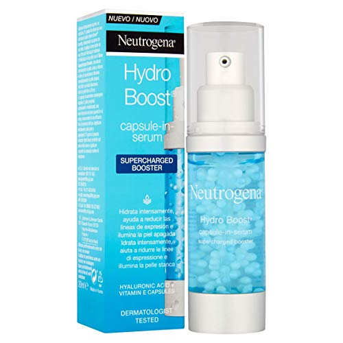 Neutrogena Hydro Boost Serum Supercharge Booster Gesichtspflege, 30 ml