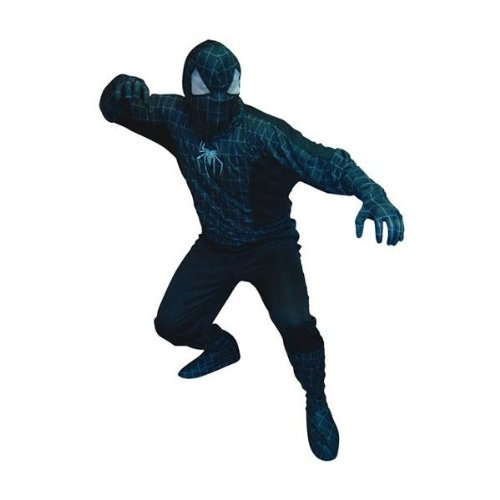 Black Spider Kostüm (Kostüme Superheroe)