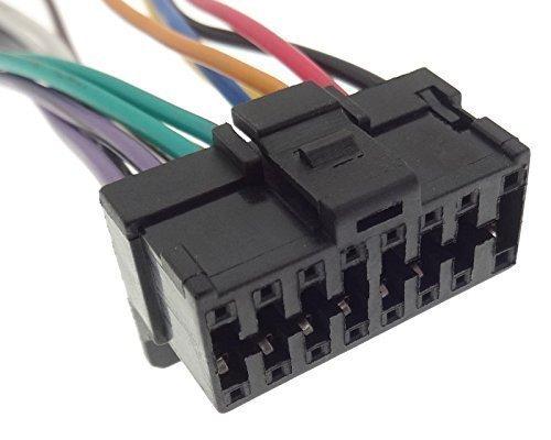 PIONEER (11) Autoradio Kabel Radio Adapter Stecker ISO Anschlusskabel Kabelbaum