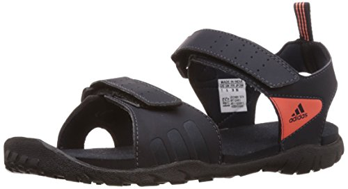 adidas Women's Escape W Blue Fashion Sandals and Floaters - 4 UK  available at amazon for Rs.1498