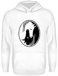 El Yin y el Yang de los Unicornio - Sudadera Unisex