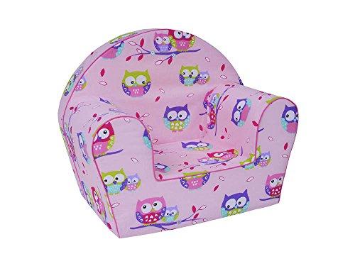 MuseHouse Sedia per bambini Poltrona posto a sedere Sgabello per bambini piccoli Divano per bambini di alta qualità
