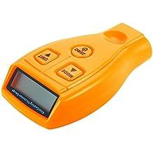 WINGONEER GM200 0 ~ 1.80mm / 0 ~ 71.0 mil portátil Mini Digital revestimiento de pintura Medidor de espesor de pintura del probador del metro del coche