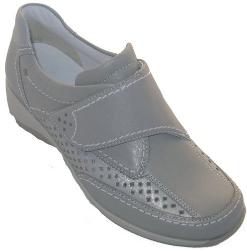 Ara 12-37566 Orb donna scarpe larghezza K Grigio