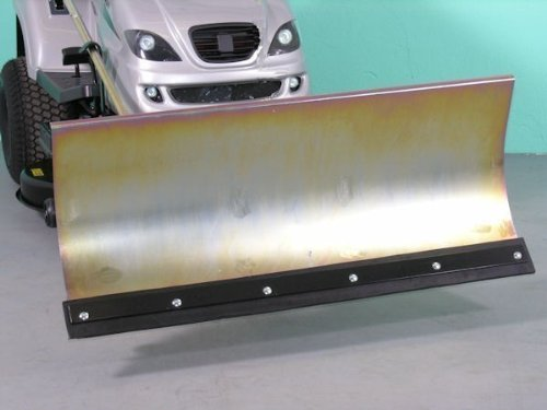 Yardpro 12HP92 verzinktes Schneeschild 118x50 cm für Rasentraktore ID 2234