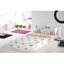 Iceberg juego de sábanas Royal girl cama 90 cm