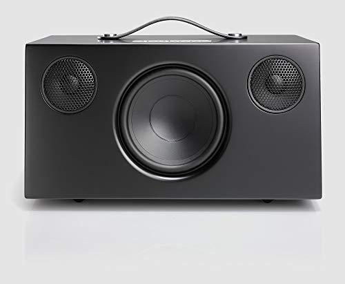 Audio Pro Addon T10 Altavoz estéreo Bluetooth (2ª generación, Carcasa de Madera...