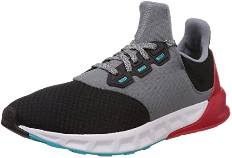 adidas hommes & eacute; falcon elite 5 m des chaussures vert de course, noir / rouge / vert chaussures (negbas / rojint / verimp), 8 royaume - uni 7208e1