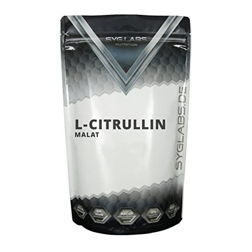 Syglabs Nutrition L-Citrullin Malat