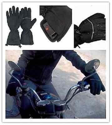 Elektrisch beheizbare Handschuhe beheizt Wandern beheizte Handschuhe Camping Wandern Fahrrad Motorrad Sport (ohne Batterien) Elektrisch Beheizbare Handschuhe