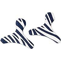 Zwei Paare bequemer Schuh Kissen Anti-Rutsch-Pads Heel Innensohle-O preisvergleich bei billige-tabletten.eu