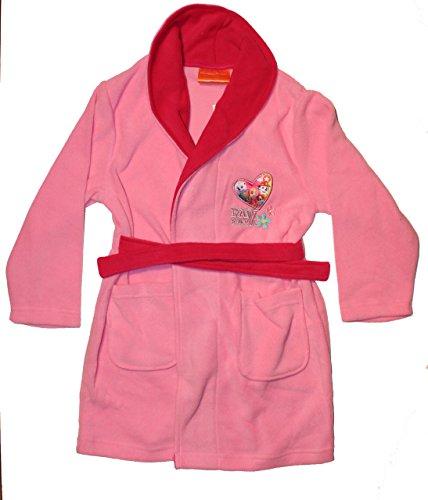 Paw Patrol vestaglia bimba 4 anni rosa