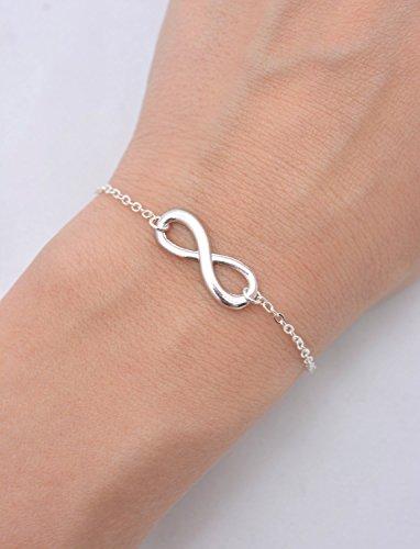 infinity-charm-bracelet-with-chain-for-women-girls