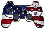 Schutzfolie für Playstation 3 Controller- Stars N Stripes