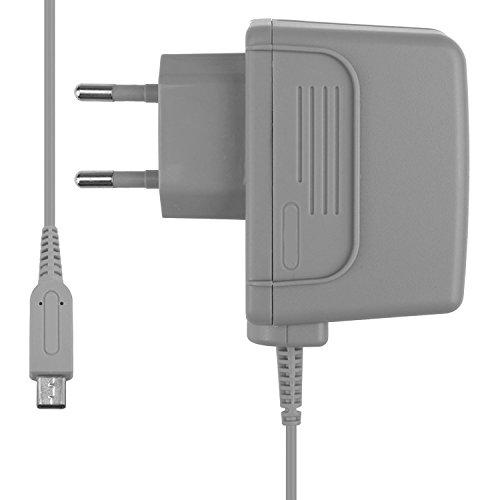 Link-e ® : Cargadores para consola Nintendo 3DS, 3DS xl, New 3DS, 2DS, DSI xl, DSI (cable, alimentación)