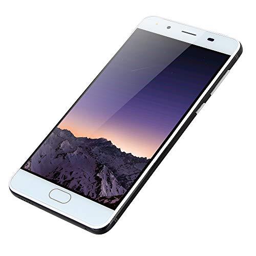 "Smartphone 5,0\""Ultradünne Android5.1 Quad-Core 512 MB + 512 MB GSM WiFi Dual-SIM-Dual-Kamera intelligentes Mobiltelefon (Schwarz)"