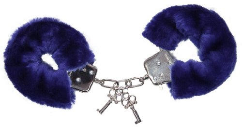 You2Toys Plüschhandschellen blau