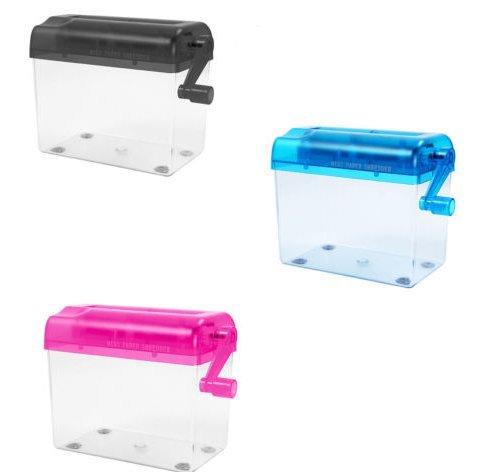 Streifen-buch-tasche (GOZAR Mini Hand Shredder Tragbare Mechaniker Papier Quilling Fringer Tools-Rose)
