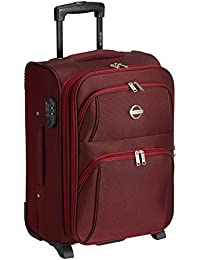 Pronto Lexus II Polyester 55 cms Red Soft Sided Carry-On (6580 - RD)