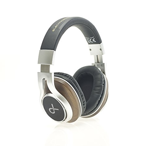 Mitchell and Johnson GL2 Portable Electrostatic Headphone - Walnut Best Price and Cheapest