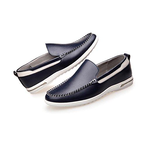 Feidaeu - Chaussures Basses Pour Hommes Blau
