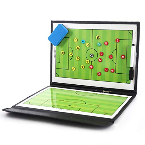 Xiuinserty Fußballtrainer Geschenke Trainingsassistenten Ausrüstung Fußball Taktisches Board -