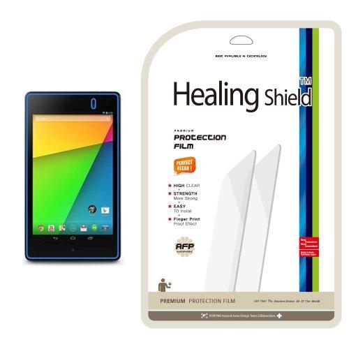 Healingshield Schutzfolie Displayschutz ASUS NEXUS 7 2nd Generation Clear Type LCD Screen Protector -