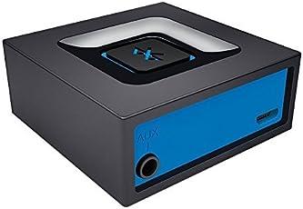 Logitech 980-001276 Bluetooth Audio Receiver with USB (Black)
