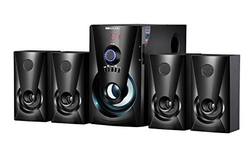 Oshaan L18 4.1 Multimedia Home Theater Speaker with Bluetooth