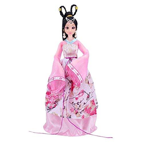 tüm Prinzessin / Göttin Spielzeug Menschen Puppen Mädchen Dressup-P (Alte Menschen Kostüme Für Kleinkinder)