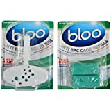 Bloo Value Pack Solid Rim & Refill Pine (1 Machine & 1 Pack of Refill)