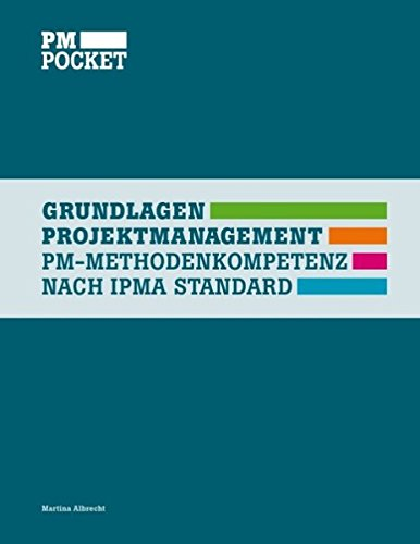 Grundlagen Projektmanagement: PM-Methodenkompetenz nach IPMA Standard