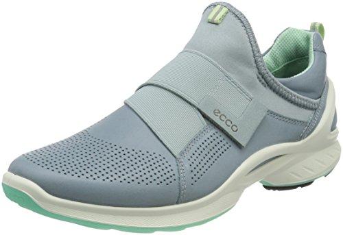 Ecco Biom Fjuel, Sneakers Basses Femme, Bleu (Arona/Arona), 37 EU