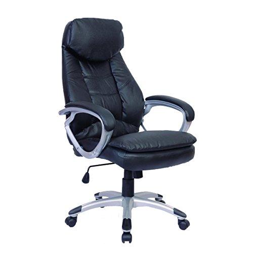 vidaXL Chefsessel Drehstuhl Bürosessel Bürostuhl Stuhl Büro Sessel Bürodrehstuhl
