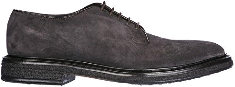 PREMIATA Herrenschuhe Wildleder Business Schuhe Herren Schnürschuhe Sonia Derby