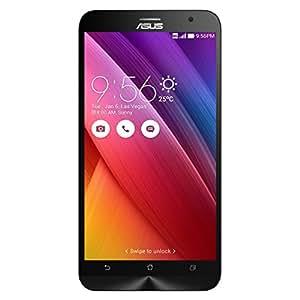 Asus ZenFone 2 Smartphone débloqué 4G ZE500CL (5 pouces - 8 Go - Simple SIM - Android 5.0 Lollipop) Noir (Import Italie)