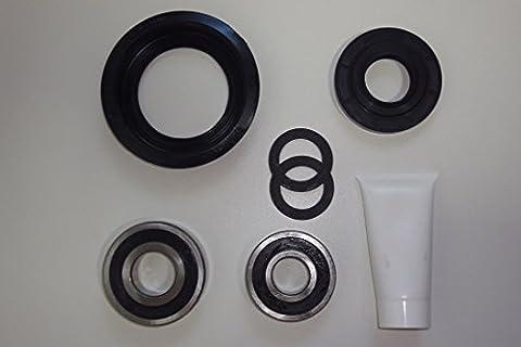 Tambour de roulement de roulement 7pièces RS Exécution comme 3589003Convient pour de nombreuses machines à laver Miele W700W800W900série