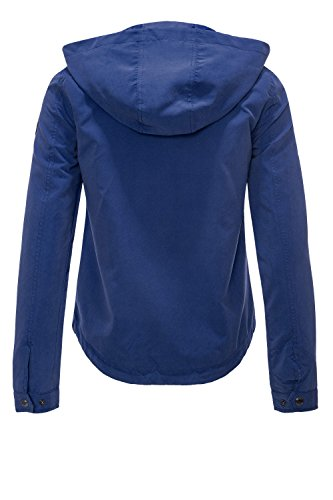ONLY Damen Onlnew Skylar Parka Jacket Cc Otw Blue Depths