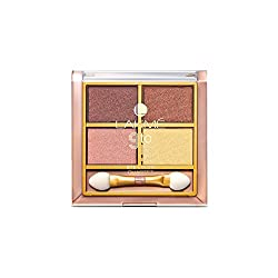 Lakme 9 to 5 Eye Color Quartet Eye Shadow, Desert Rose, 7 g