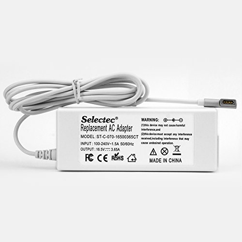 Selectec AC ADAPTER Replacement CHARGER FOR Apple MACBOOK PRO 13