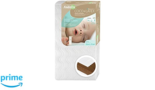 White Kadolis Baby Bamboo Undersheet for Bed