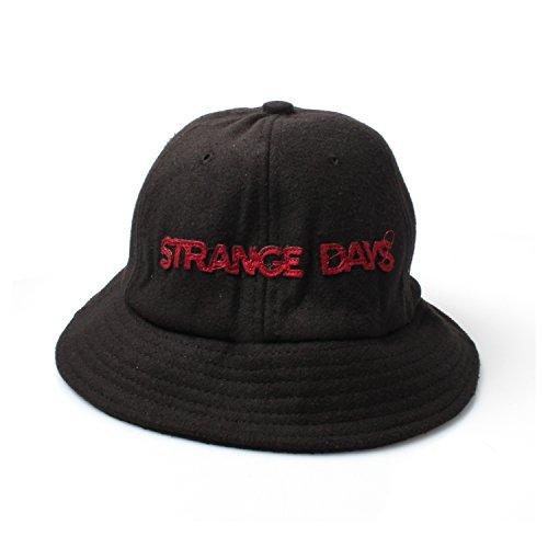 Anthrazit-Blood-Red-Strange-Tage-Hut-Bucket