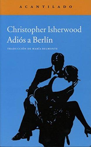 Adiós A Berlín descarga pdf epub mobi fb2