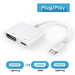 HDMI, Illuminazione Adattatore da convertitore digitale AV a HDMI 1080P per IOS