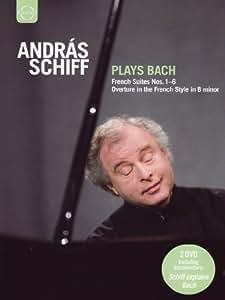 Suites françaises n° 1-6. Ouverture Bwv831. Concerto italien Bwv971