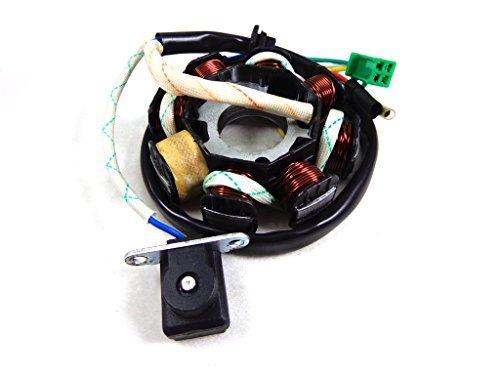 New Stator YERF Dog Spiderbox 150CC GX150 YERFDOG Go Kart MAGNETO  alternatore di Kids ATV Parts