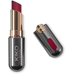 Lápiz de labios cremoso de larga duración con acabado semimate de Kiko Milano