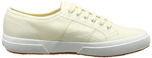 Superga Unisex-Erwachsene 2750 Cotu Classic Low-Top Weiß (Ivory SK13)
